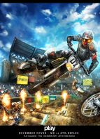 MX vs ATV: Reflex art CLEAN by RobDuenas