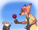 Nick Wilde by zdrer456