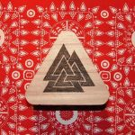 Valknut Box by nitesdarkangel