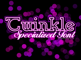 Twinkle Taetiseo Font by foreverGIKWANG