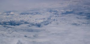 Above the Clouds by Reubenwa