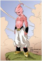 Buu's color by dadouX