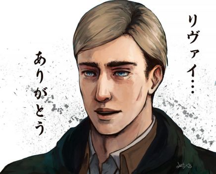Levi... thank you by a3107