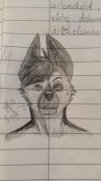 Doodle of Chris by ChrisGShep
