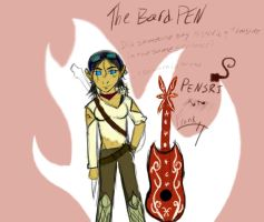 The Bard Pen by Roya111