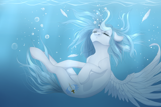 Drowning by Maria-Fly
