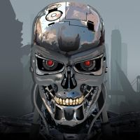 CATHEDRAL: The Machines (T800 Terminator) by kevykev-35