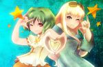 Frontier- Ranka and Sheryl by DrunkPugs