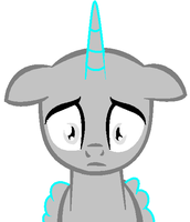 MLP Base # 45-Losing Someone is Hard by Cherryblossoms-Bases