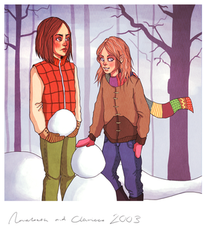 WINTER FUN by Jailiee