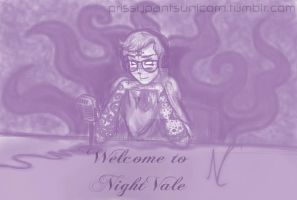 Welcome to Night Vale by PrissyPantsUnicorn