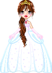 Pretty Princess Pixel Doll by Sleepy-Stardust