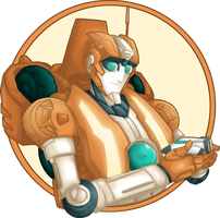 MTMTE Rung Bust by chibigingi