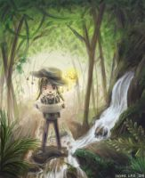 Going on a treasure hunt by llifi-kei