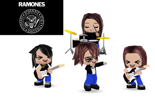 Ramones by TennisHero