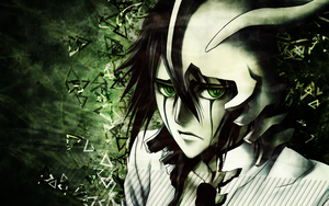Ulquiorra Cifer Wallpaper by umi-no-mizu