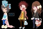 DTA (open) + free DS adopts (closed) by pinksheepyunnie