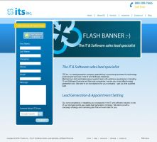 ITS Inc. Site concept 3 by taki3