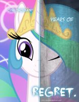 MLP - Two Sides of Celestia by TehJadeh