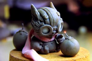 Baby Ziggs by AndyChenss