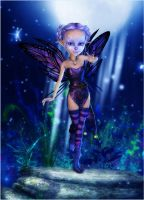 Pixie Glade by patslash