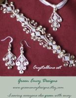 crystalline set final by green-envy-designs