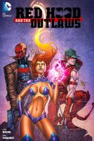 Red Hood and the Outlaws by juan7fernandez