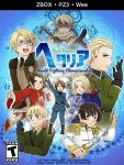 Axis Powers Hetalia - The WFC by Lo-wah