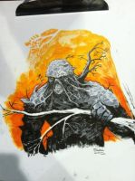 Swamp Thing KC by JasonLatour