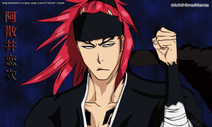 Bleach Abarai Renji by Remmirath90