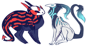 Sprite adopts (SOLD) by linsaangs