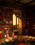 Library by Harpokrates