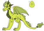 #5 Egg Adopt Hatched - Venus by rosefang16