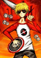 Hs-Dave Strider is Cool by Shu-Ai