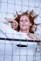 Candi B. Caged 11 by Deathrockstock