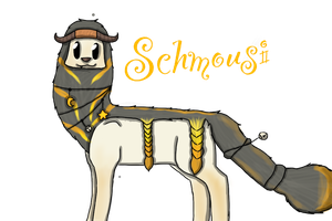 Schmousi by ShiraTheCat