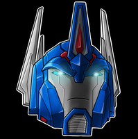 Ultra Magnus Helm by Laserbot
