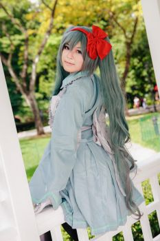 Vocaloid Mr Alice - Miku by Xeno-Photography