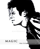 Michael Jackson profile by llvllagic
