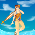 Pool Party Leona by Sephsy