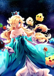 Rosalina and Luma [Sai File available] by Maruuki