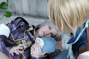 Kuja - Please don't Leave Me by nikkiolie