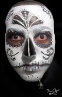 Day of the Dead Makeup by emmanuel7
