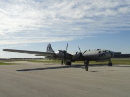 Boeing B-29 Superfortress by AnthonyC12