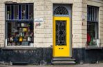 The yellow door by ralucsernatoni