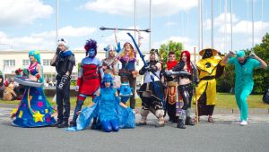 League of Legends - Champions cosplay by CZSKLoLCosplayers