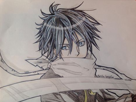 Yato quickie by azuila