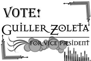 Zoleta for Vice President 1 by uchihakitsune