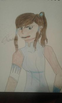 Avatar Korra by TheOther51