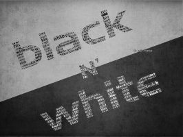 Black n' White 2 by desigz